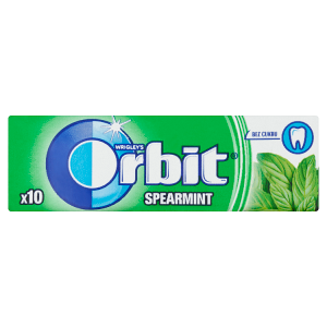 Wrigley's Orbit Spearmint 10 ks 14g