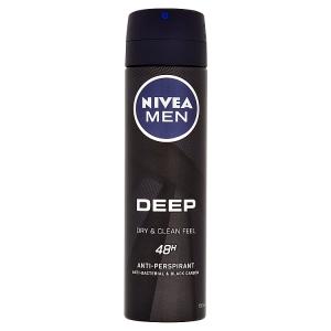 Nivea Men Deep Sprej antiperspirant 150ml