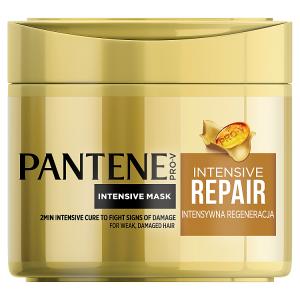 Pantene Intensive Repair Maska, Na Slabé A Poškozené Vlasy 300ml