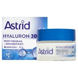 Astrid Hyaluron 3D denní krém proti vráskám + zpevnění pleti OF 10 50ml