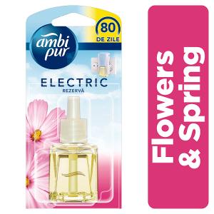Ambi Pur Flowers & Spring Náplň Do Elektrického Osvěžovače