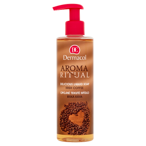 Dermacol Aroma Ritual Opojné tekuté mýdlo irská káva 250ml