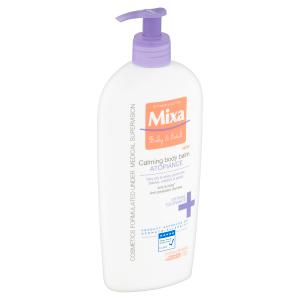 Mixa Baby & Adult Atopiance zklidňující tělové mléko 400ml