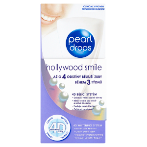 Pearl Drops Hollywood Smile zubní pasta 50ml