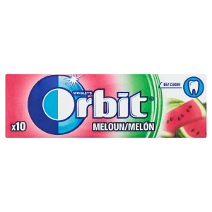 Wrigley's Orbit Meloun 10 ks 14g