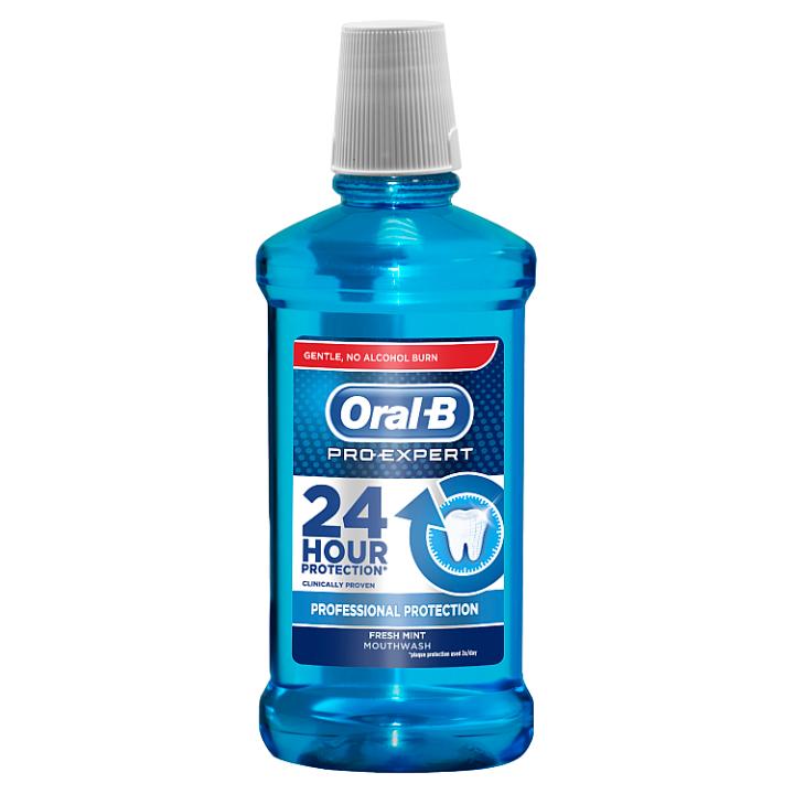 Oral-B Pro-Expert Professional Protection Ústní Voda 500 ml