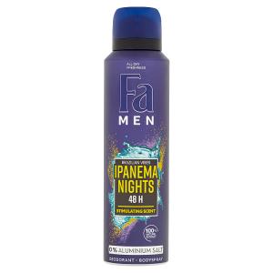 Fa Men Deodorant Brazilian Vibes Ipanema Nights 150ml
