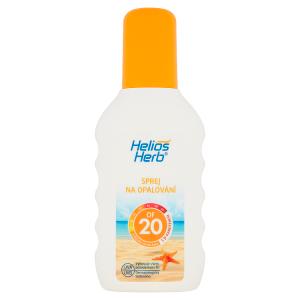 Helios Herb Sprej na opalování OF 20 200ml