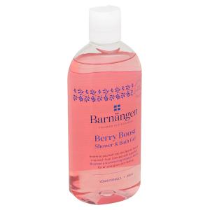 Barnängen Berry Boost sprchový a koupelový gel 400ml