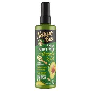 Nature Box balzám ve spreji Avocado Oil 200ml