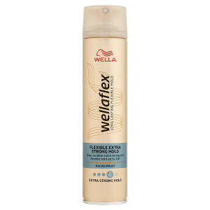 Wella Wellaflex Flexible Extra Strong Hold lak na vlasy 250ml
