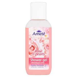 Ameté Sprchový gel Rose & Pearls 50ml