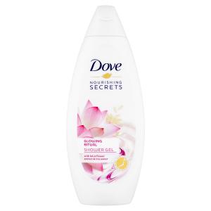 Dove Lotosový květ a rýžová voda Sprchový gel 250ml