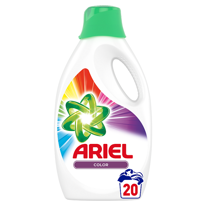 Ariel Color Reveal Tekutý Prací Prostředek 1.1l, 20 Praní