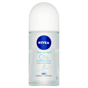 Nivea Fresh Comfort Kuličkový deodorant 50ml